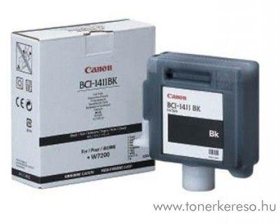 Canon BCI-1411BK eredeti fekete black tintapatron 7574A001AA
