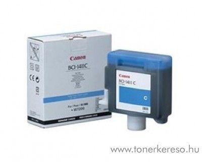 Canon BCI-1411C eredeti cyan tintapatron 7575A001AA Canon imagePROGRAF W6400D tintasugaras nyomtatóhoz
