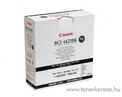 Canon BCI-1421BK eredeti fekete black tintapatron 8367A001AA Canon imagePROGRAF W8400D tintasugaras nyomtatóhoz