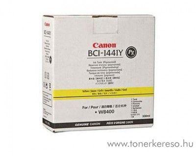 Canon BCI-1421Y eredeti yellow tintapatron 8370A001AA Canon imagePROGRAF W8400D tintasugaras nyomtatóhoz