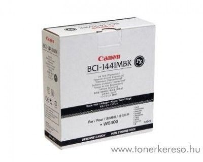 Canon BCI-1441MBK eredeti matt fekete tintapatron 0174B001AA Canon imagePROGRAF W8400D tintasugaras nyomtatóhoz