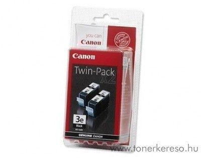 Canon BCI-3EB eredeti black dupla tintapatron csomag 4479A287AA Canon BJC-6000 tintasugaras nyomtatóhoz