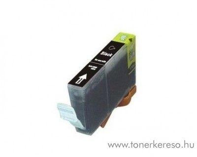 Canon BCI-6BK fekete utángyártott tintapatron Canon PIXMA iP6000D tintasugaras nyomtatóhoz