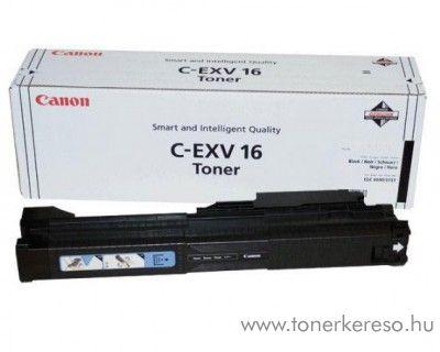 Canon C-EXV16BK eredeti fekete black toner 1069B002 Canon CLC5151 fénymásolóhoz