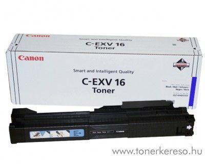 Canon C-EXV16C eredeti cyan toner 1068B002 Canon CLC4040 fénymásolóhoz