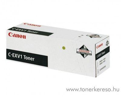 Canon C-EXV1 eredeti fekete black toner 4234A002