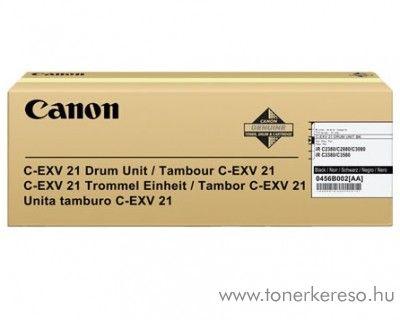 Canon C-EXV21 eredeti black drum 0456B002AA Canon iRC3380i fénymásolóhoz