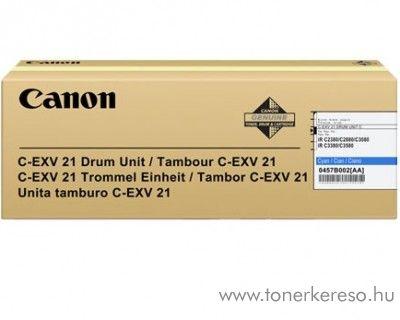 Canon C-EXV21 eredeti cyan drum 0457B002AA Canon iRC3380i fénymásolóhoz