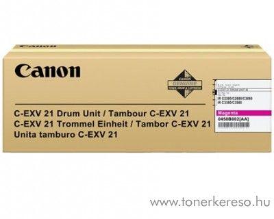 Canon C-EXV21 eredeti magenta drum 0458B002AA Canon iRC3380i fénymásolóhoz