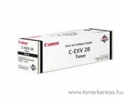 Canon C-EXV28BK eredeti fekete black toner 2789B002AA Canon iRC5051 fénymásolóhoz