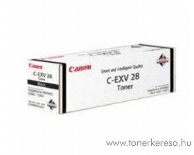 Canon C-EXV28BK eredeti fekete black toner 2789B002AA