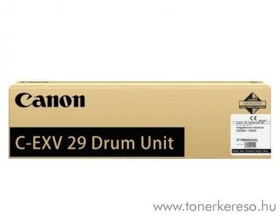 Canon C-EXV29 eredeti black drum 2778B003BA Canon iRC5035 fénymásolóhoz
