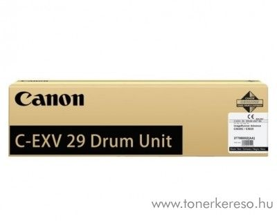 Canon C-EXV29 eredeti black drum 2778B003BA