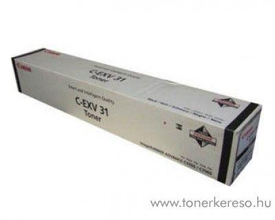 Canon C-EXV31BK eredeti fekete black toner 2792B002AA