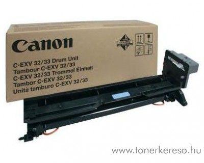 Canon C-EXV33 eredeti black drum 2772B003AA Canon iR2520 fénymásolóhoz