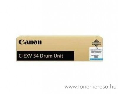 Canon C-EXV34 eredeti cyan drum 3787B003BA