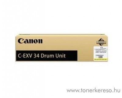 Canon C-EXV34 eredeti yellow drum 3789B003BA