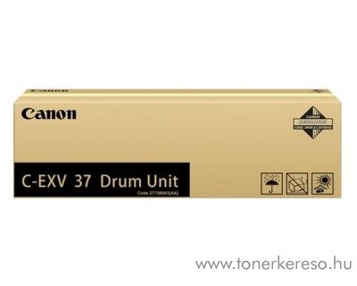 Canon C-EXV37 eredeti black drum 2773B003AA