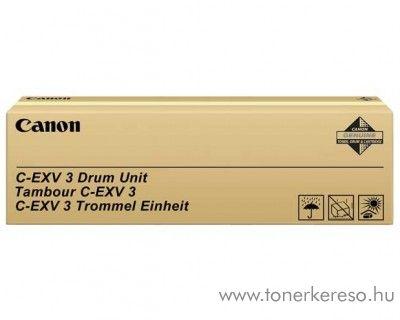 Canon C-EXV3 eredeti black drum 6648A003AA