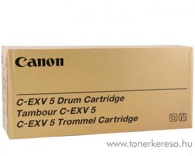 Canon C-EXV5 eredeti black drum 6837A003AA