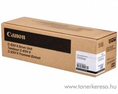 Canon C-EXV8 eredeti black drum 7625A002AA Canon iRC3220N fénymásolóhoz