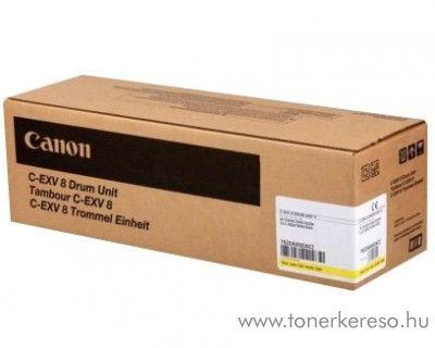 Canon C-EXV8 eredeti yellow drum 7622A002AA Canon iRC3220N fénymásolóhoz