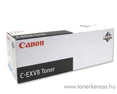 Canon C-EXV8BK eredeti fekete black toner 7629A002AA