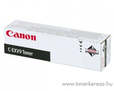 Canon C-EXV9BK eredeti fekete black toner 8640A002AA