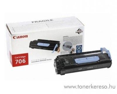 Canon Cartridge 706 lézertoner Canon MF 6560 lézernyomtatóhoz