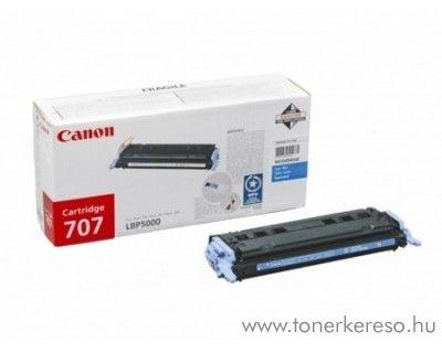 Canon Cartridge 707 C cyan lézertoner Canon i-SENSYS LBP5100 lézernyomtatóhoz