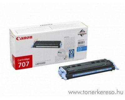 Canon Cartridge 707 C cyan lézertoner