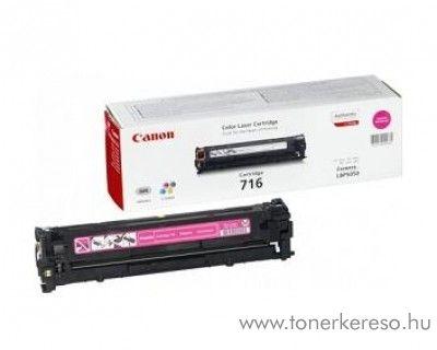 Canon Cartridge 716 Magenta lézertoner Canon i-SENSYS MF8040Cn lézernyomtatóhoz