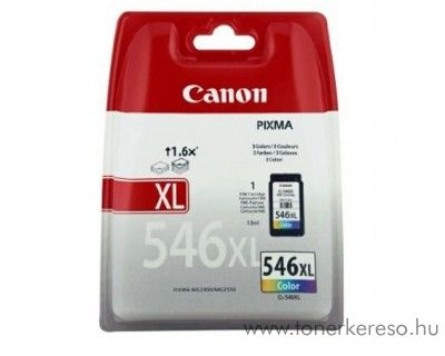 Canon CL-546XL eredeti color tintapatron 8288B001