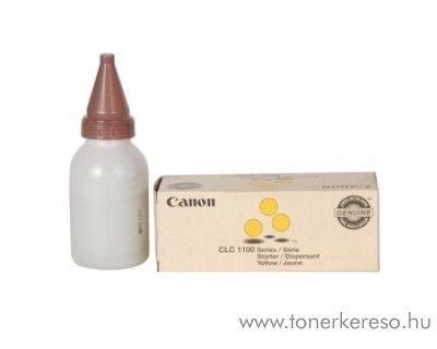 Canon CLC-1100 eredeti yellow toner 1473A001AA Canon Copier CLC 1100 fénymásolóhoz
