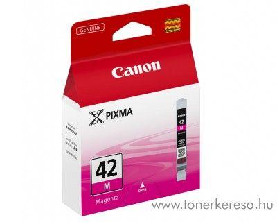 Canon CLI-42M eredeti magenta tintapatron 6386B001 Canon PIXMA PRO-100S  tintasugaras nyomtatóhoz