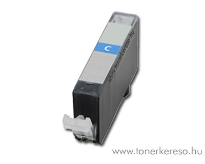 Canon CLI-526C cyan utángyártott tintapatron chipes OP Canon PIXMA MG6250 tintasugaras nyomtatóhoz