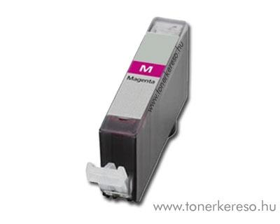 Canon CLI-526M magenta utángyártott tintapatron chipes OP Canon Pixma iX6550 tintasugaras nyomtatóhoz