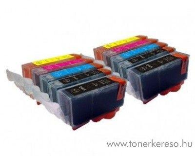 Canon CLI-8/PGI-5 10 db-os utángyártott patroncsomag Canon PIXMA iP3300 tintasugaras nyomtatóhoz