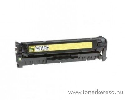 Canon CRG-718Y utángyártott lézertoner yellow SPCRG718Y