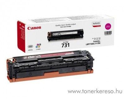 Canon CRG-731M eredeti magenta toner 6270B002