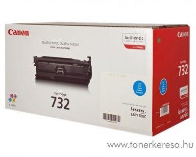 Canon CRG-732 eredeti cyan toner 6262B002 Canon i-Sensys LBP7780CX lézernyomtatóhoz