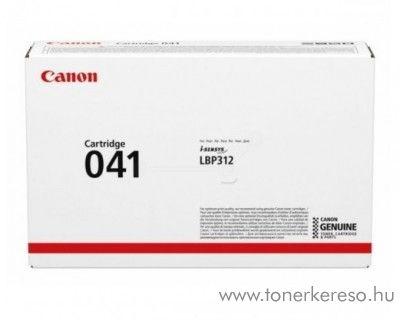 Canon i-SENSYS LBP312x (CRG041) eredeti black toner 0452C002 Canon i-Sensys LBP-312 lézernyomtatóhoz