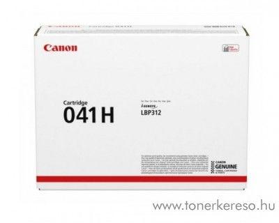 Canon i-SENSYS LBP312x (CRG041H) eredeti black toner 0453C002 Canon i-Sensys LBP-312dn lézernyomtatóhoz
