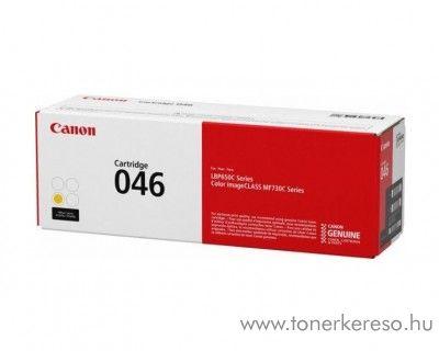 Canon i-SENSYS LBP654Cx (CRG046) eredeti yellow toner 1247C002 Canon I-Sensys MF 733Cdw lézernyomtatóhoz