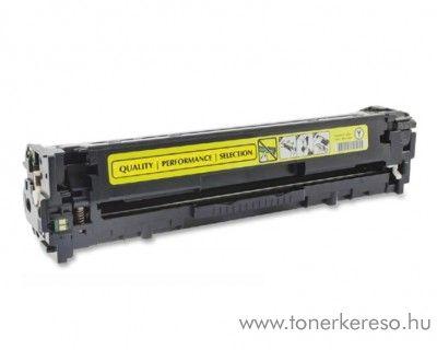 Canon i-SENSYS LBP7100CN utángyártott yellow toner GTCCRG731Y
