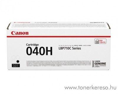 Canon I-Sensys LBP-710CX/712CX eredeti black toner 0461C001