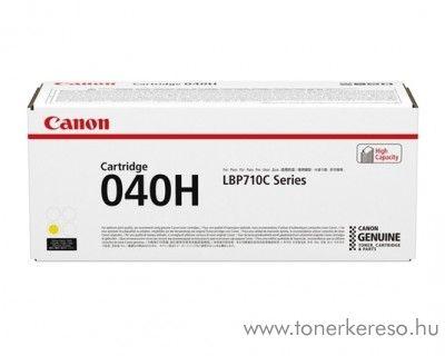 Canon I-Sensys LBP-710CX/712CX eredeti yellow toner 0454C001