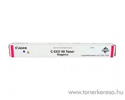 Canon IR-C 3320/3325i (CEXV49) eredeti magenta toner 8526B002 Canon Imagerunner Advance C3330i  fénymásolóhoz