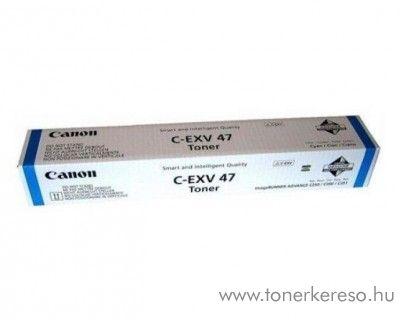Canon iRAC250i/C350i eredeti cyan toner CF8517B002AA