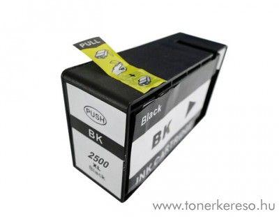 Canon MAXIFY MB5050 (PGI-2500XL) utángyártott black tintapatron Canon MAXIFY MB5450 tintasugaras nyomtatóhoz